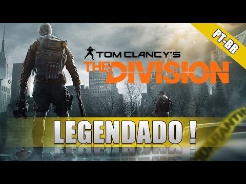 The Division - Snowdrop Engine [LEGENDADO]