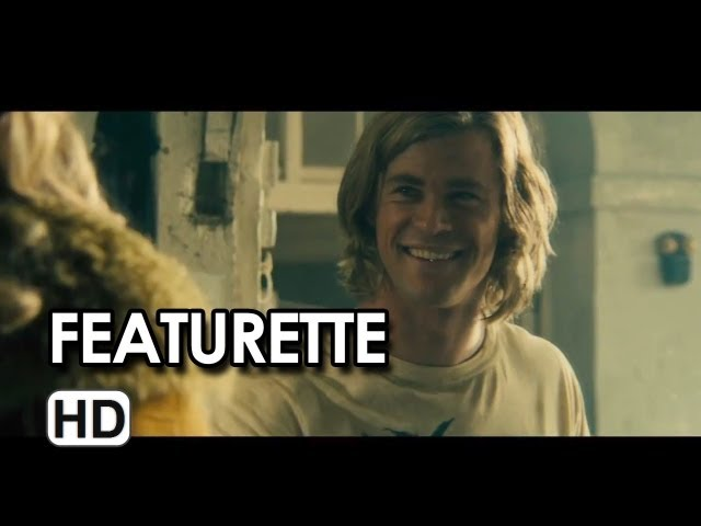Rush Featurette - The Sexy 70's (2013) - Chris Hemsworth Movie HD