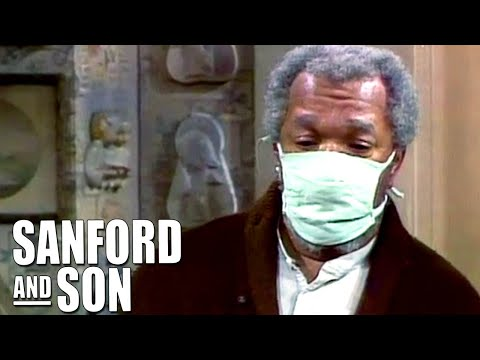 Fred Thinks Lamont Is Ill | Sanford and Son