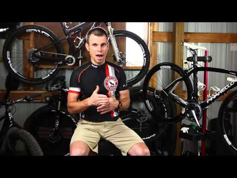 The Difference Between a Road Bike and a Time Trial Bike