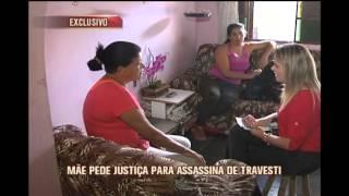 Peruca foi motivo da morte de travesti no Ax� Brasil, pol�cia procura suspeita