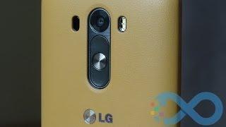 بالفيديو مراجعة هاتف LG G3