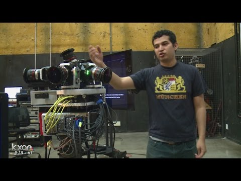 UT students get close look at one of world's most advanced cameras