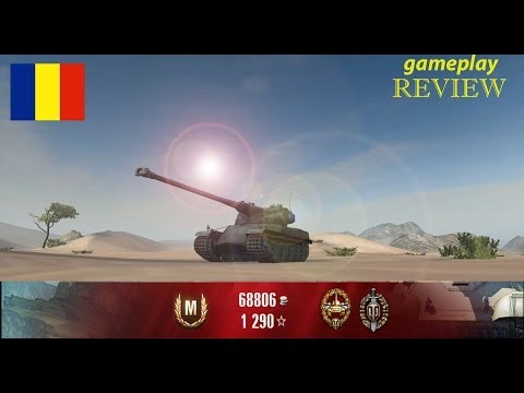 World of Tanks | Review/Gameplay | AMX 50 120