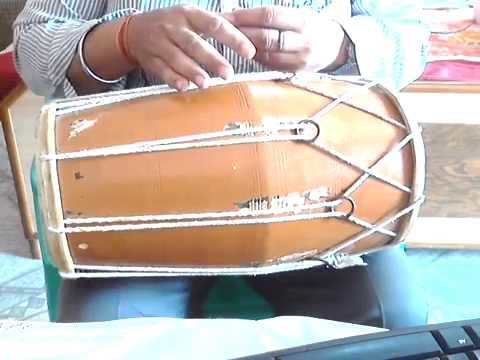 How to play dholak lesson 10 Kaharwa - dhati 2 nati 2