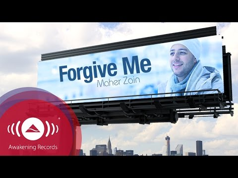 Maher Zain - Forgive Me | Album Advert - New 2012