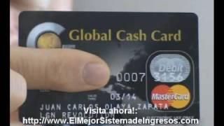 LGN Prosperity En Español Global Cash Card Para Cobrar
