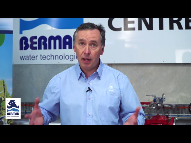 Bermad 400 Series Hydraulic Control Valve – Features & Benefits