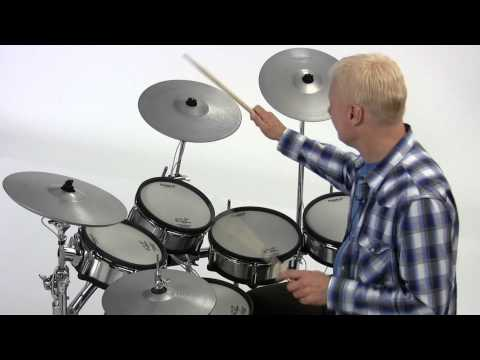 V-Drums Lesson 54: Gregg Bissonette - Double Bass Fills