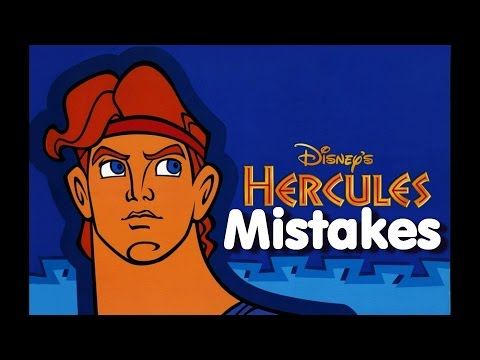 DISNEY HERCULES Movie Mistakes, Goofs, Facts, Scenes, Bloopers and Fails