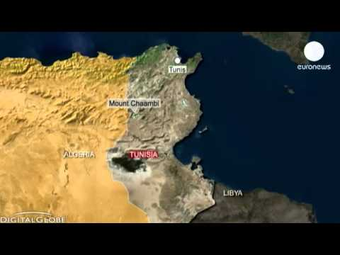 Tunisian soldiers die in ambush