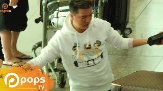 Ca sĩ Đàm Vĩnh Hưng thất lạc hành lý sau chuyến lưu diễn