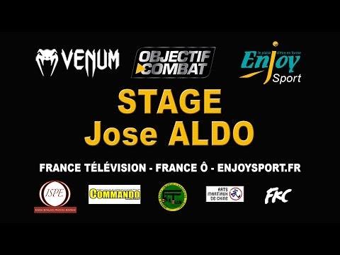 Jose ALDO -  STAGE Objectif Combat - BERCY