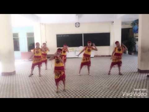 Hướng dẫn múa cô giáo em là hoa Epang