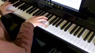 ABRSM Piano 2013-2014 Grade 6 C:1 C1 Berkeley Allegro Five