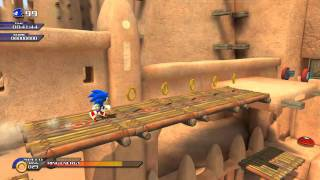Download Sonic Unleashed 2011 PC Game Free