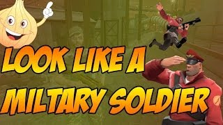 GTA 5 Online: How To Look Like A Military Soldier!