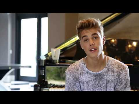 Interview with Justin Bieber - Video