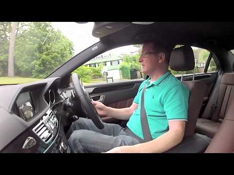 2014 Mercedes-Benz E-Class Review and Info by TheChauffeur.com