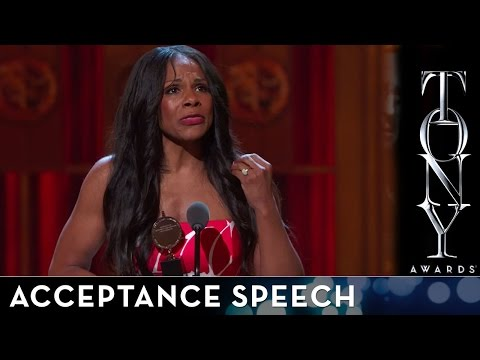 2014 Tony Awards: Acceptance Speech - Audra McDonald