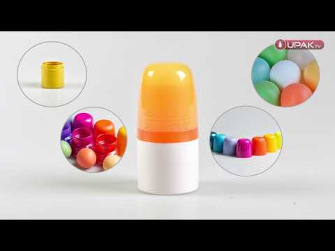 Innovative packaging technology Roll On