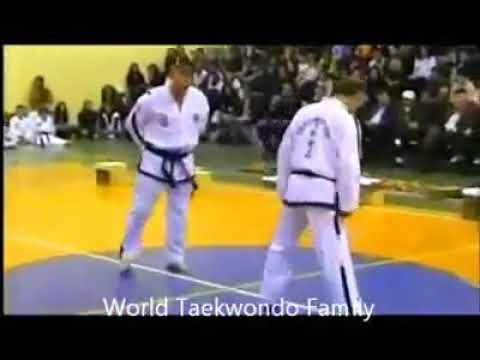 Taekwondo ITF demostracao