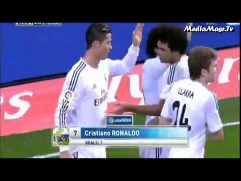 Real Madrid vs Celta Vigo 3-0 All Goals & Highlights (La Liga 2014)