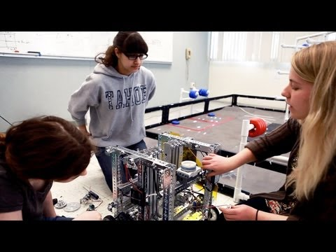 How Building Robots Captivates Kids' Imaginations (Is School Enough? Series)