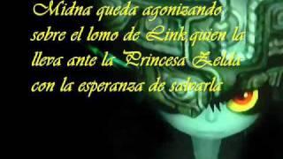 La Leyenda De Zelda-La Princesa Del Crepusculo-Historia