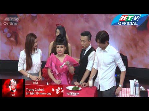 Đàn ông phải thế   Tim - Trương Quỳnh Anh, ăn ớt đạt kỷ lục   HTV