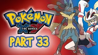 Pokemon X And Y Gameplay Walkthrough Part 33 Mega