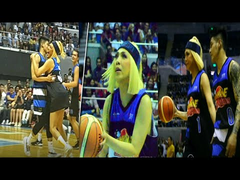 VICE GANDA NAKISALI SA BASKETBALL ALL STAR GAMES 2019 | Funny Moments Ni Vice Ganda