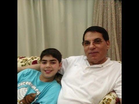 image vidéo صور جديدة لبن علي و ابنه في السعودية