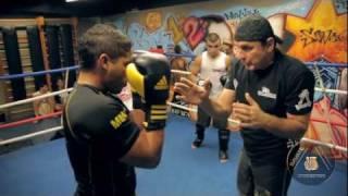 SAVATE BRASIL Boxe Francês Treinamento De MMA Com O