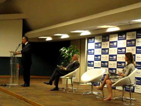 Abertura Seminário Rio Oil & Gas Expo and Conference - Eduardo Gouvêia Vieira - Presidente da FIRJAN.