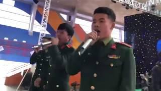 Mash up - Làm người yêu anh nhé baby-Việt Nam ơi vô địch luôn được không - Ba Chú Bộ Đội