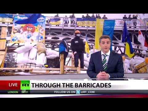 Rally Folly: Ukraine on verge of collapse as protests rage