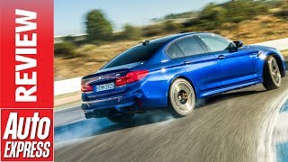 New BMW M5 review - can the 2018 super saloon burn rubber with the best?. Auto Express.