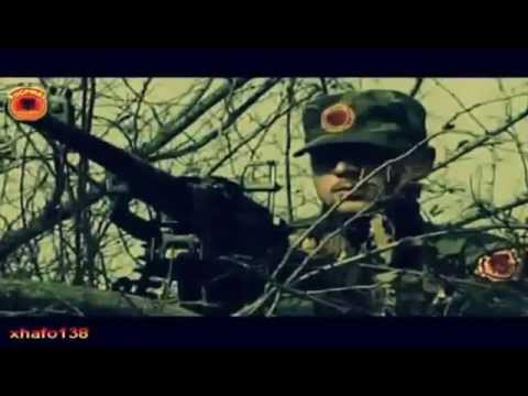 UÇK/KLA - The Heroes of Kosovo (Kosovo is Albania)