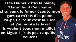 Zlatan C'est La Hass