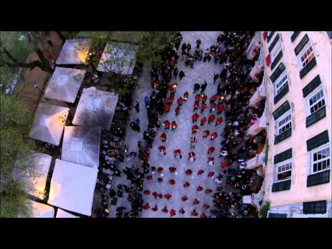 project corfu video Easter Corfu Town, Holy Friday, Aerial View