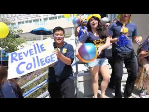 UCSD Lip Dub 2012