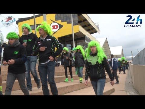 On vous emmène aux 24h du Mans (1/5) - Reportage aux 24h du Mans' title=