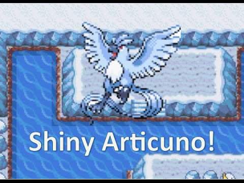 (ISHC 2014 #2) Shiny Articuno after 854 SRs!!