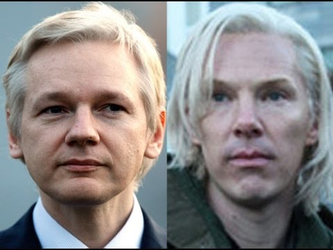 Julian Assange: Wikileaks Movie Inaccurate, Refuses to Meet w/ Benedict Cumberbatch