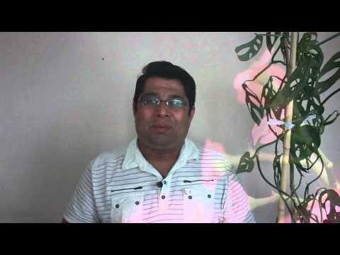 Vida en Él Miercoles 11 Septiembre 2013, Pastor Roberto Perez