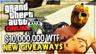 GTA 5 Online Secret 1.17 Mask, Make Money Fast $2