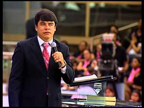 Pr. Flamarion Rolando - Pregando na Assembléia de Deus do Brás - Meu Lar, Meu Céu