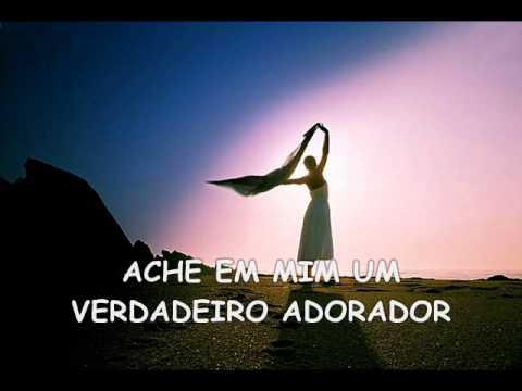 VERDADEIRO ADORADOR - PLAYBACK