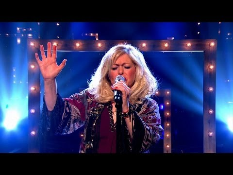 Sally Barker performs 'From Both Sides Now' - The Voice UK 2014: The Live Finals - BBC One